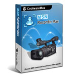 MSN Recorder Max  للتسجيل اثناء الدردشة عبر الكاميرا